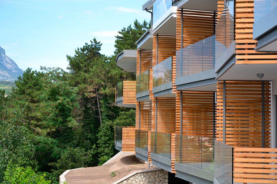 Complesso residenziale - Rovereto (TN)