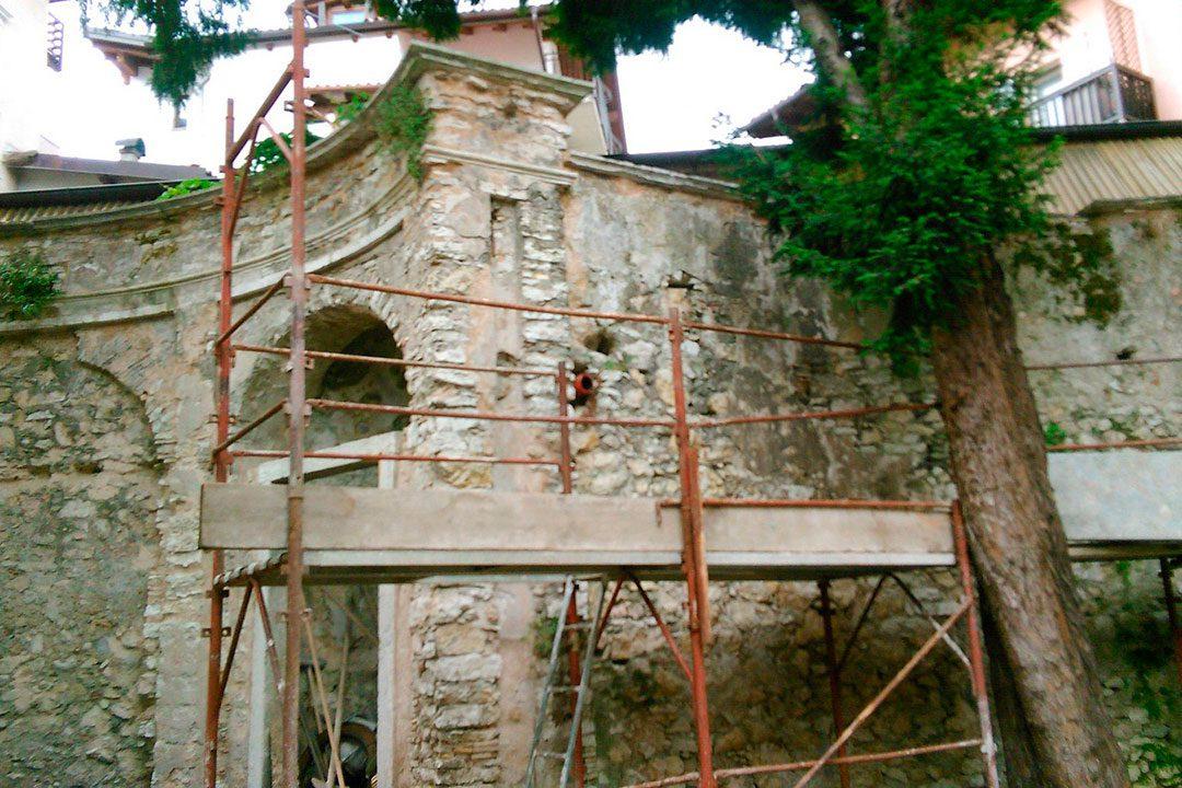Restauro e risanamento Comparto S.Osvaldo - Rovereto