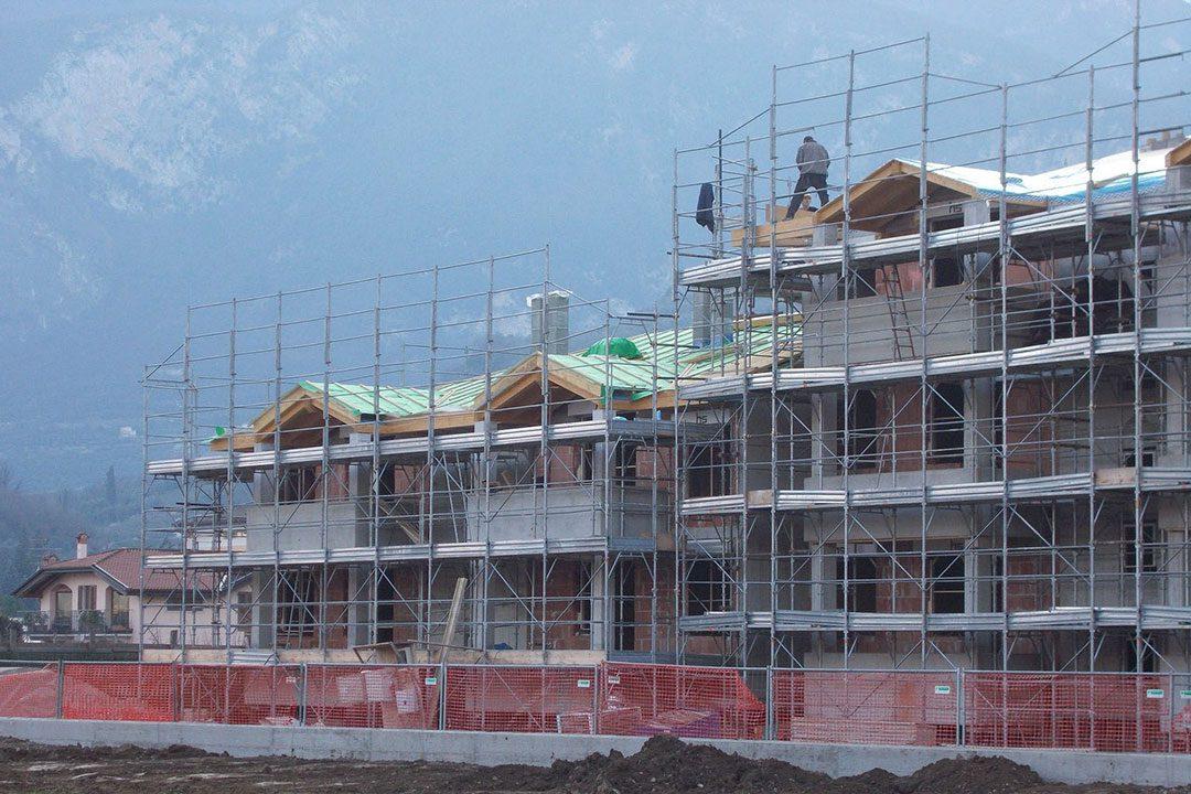 Edificio Residenziale - Loc.Vigne - Arco (TN)