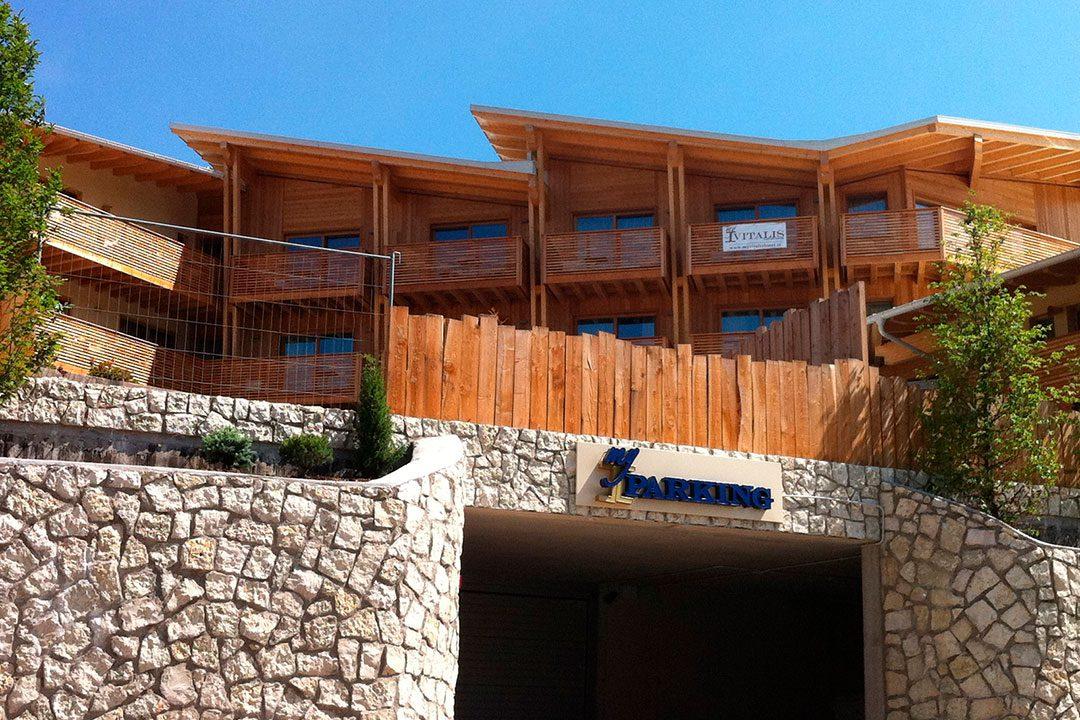 My Vitalis Nature Hotel - Folgaria