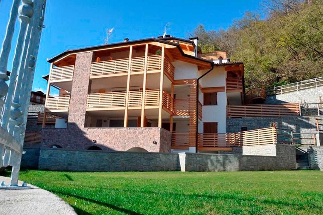 Residence Vegaia - Mezzana (TN)