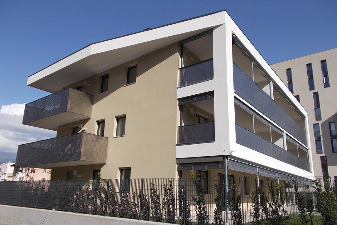 MAK Costruzioni   Edificio Perla, Bolzano