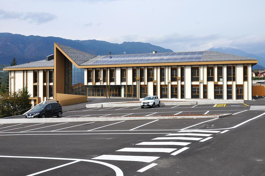 MAK Costruzioni   Scuola media Taio