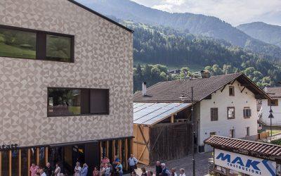 Inaugurazione nuova biblioteca a S.Martino in Passiria