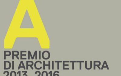 Premio di architettura   Costruire il Trentino 2013 – 2016