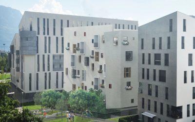 Nuova commessa: edificio di alloggi protetti a Bolzano