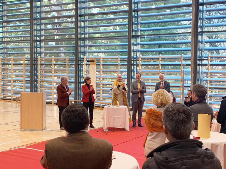 Inaugurazione kaiserhof