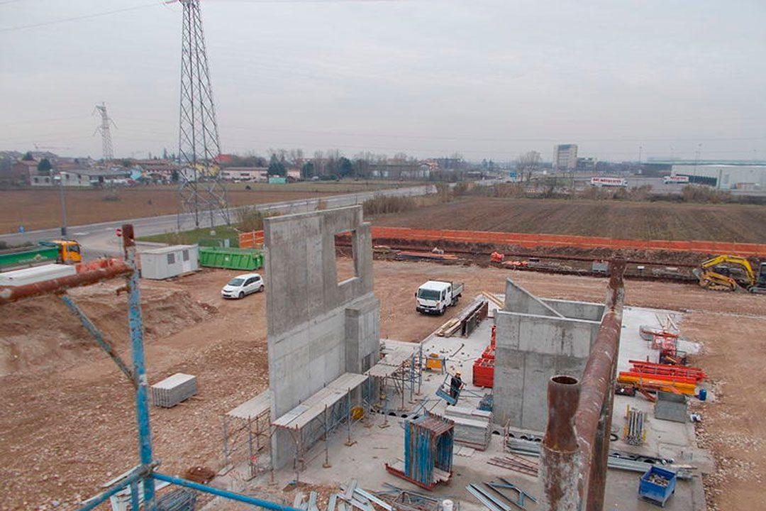 Nuovo capannone industriale - Verona
