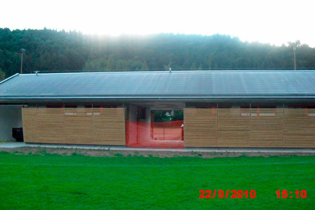 Centro Sportivo - Masen Di Giovo (TN)