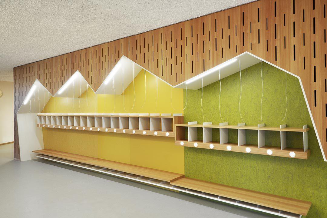 MAK Costruzioni | Scuola elementare S. Andrea Bressanone