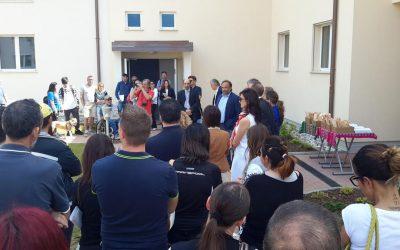 Consegnati ad Arco 30 nuovi alloggi ITEA