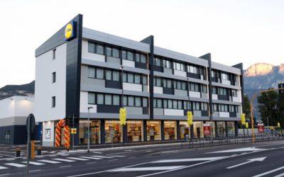 Inaugurato il nuovo punto vendita Lidl di Trento