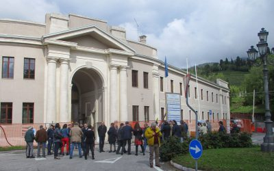 """Porte aperte"" al padiglione Direzionale di Valdobbiadene"