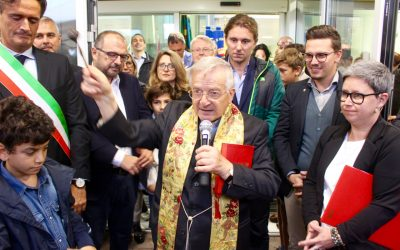 Inaugurata la scuola media intercomunale di Mezzocorona