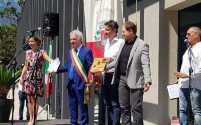 Inaugurazione nuovo Municipio di Nago-Torbole