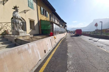 barriera stradale san michele