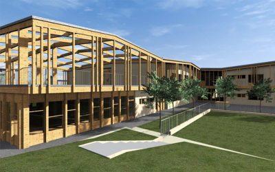 Consegnato il cantiere della Scuola di Riva del Garda
